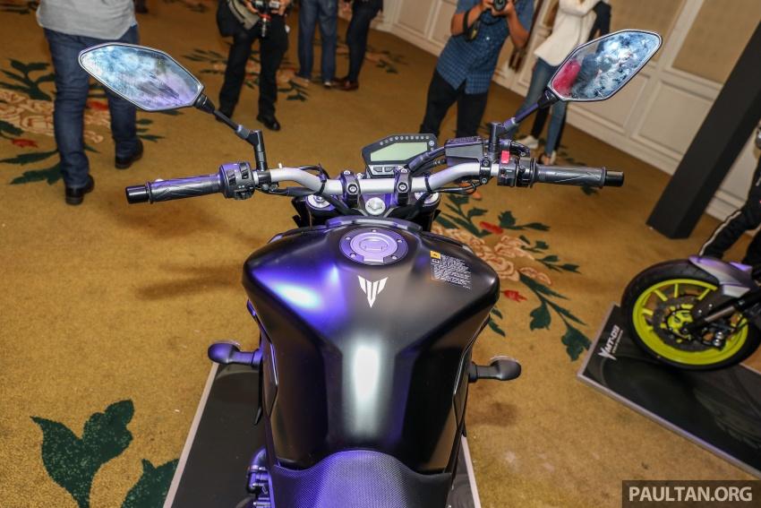 2018 Yamaha MT-09 now in Malaysia – RM47,388 Image #761318