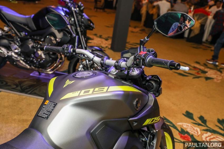 Yamaha MT-09 CKD diperbaharui untuk Malaysia – pelbagai kelengkapan prestasi diberi, harga RM47,388 Image #761294