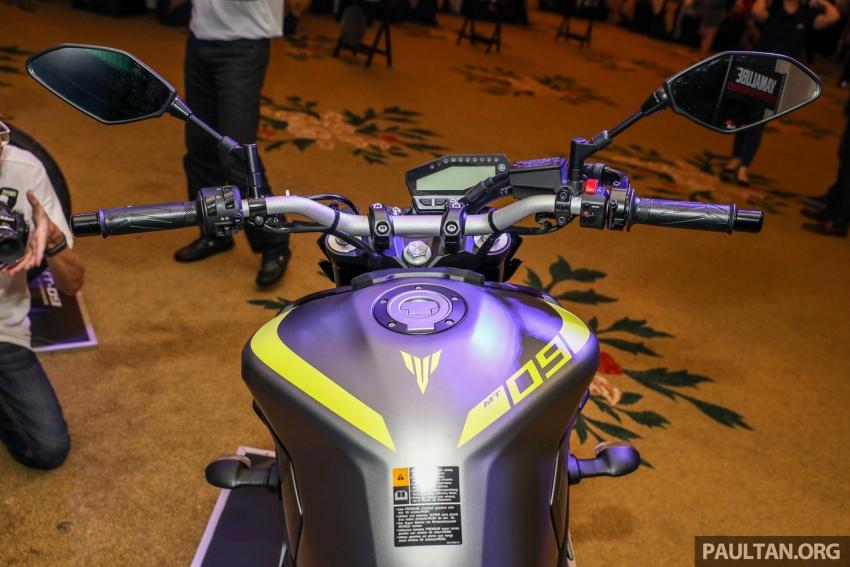 Yamaha MT-09 CKD diperbaharui untuk Malaysia – pelbagai kelengkapan prestasi diberi, harga RM47,388 Image #761297