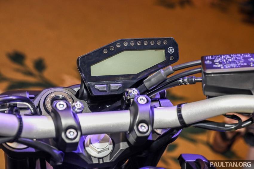 Yamaha MT-09 CKD diperbaharui untuk Malaysia – pelbagai kelengkapan prestasi diberi, harga RM47,388 Image #761298