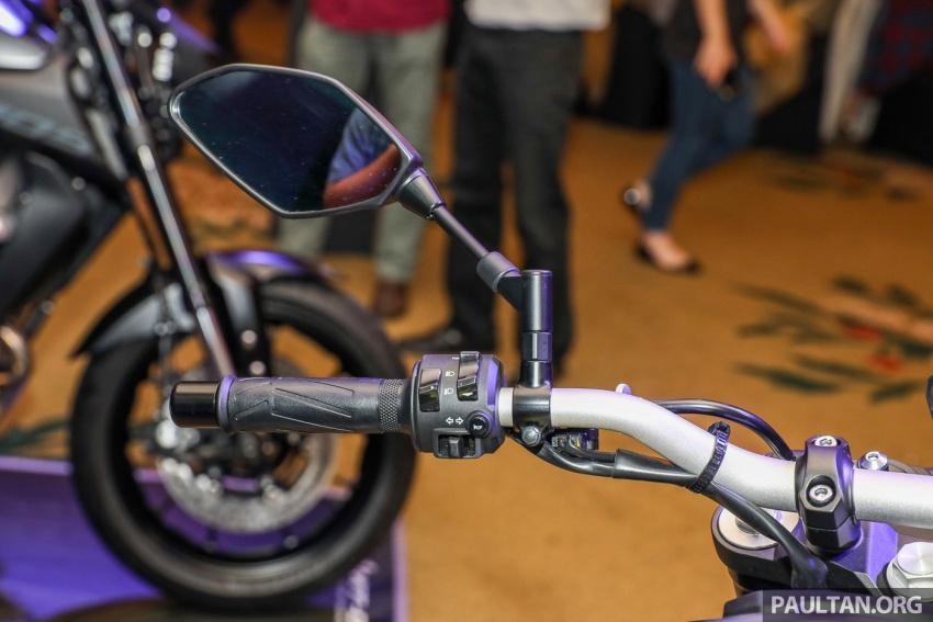 Yamaha MT-09 CKD diperbaharui untuk Malaysia – pelbagai kelengkapan prestasi diberi, harga RM47,388 Image #761300