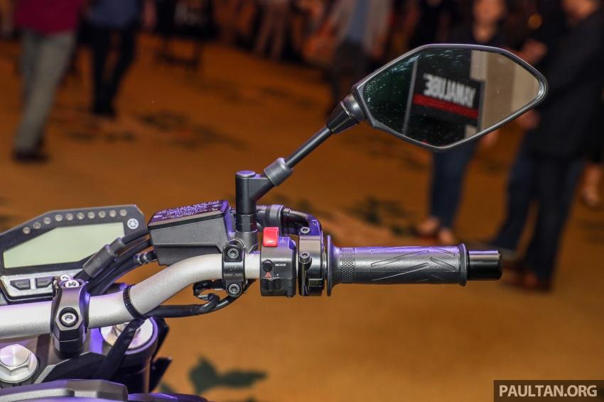 Yamaha MT-09 CKD diperbaharui untuk Malaysia – pelbagai kelengkapan prestasi diberi, harga RM47,388 Image #761301