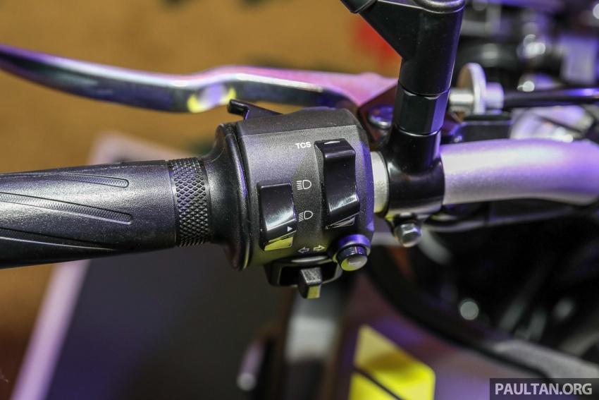Yamaha MT-09 CKD diperbaharui untuk Malaysia – pelbagai kelengkapan prestasi diberi, harga RM47,388 Image #761303