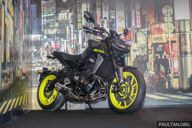 2018 Yamaha MT-09 now in Malaysia - RM47,388