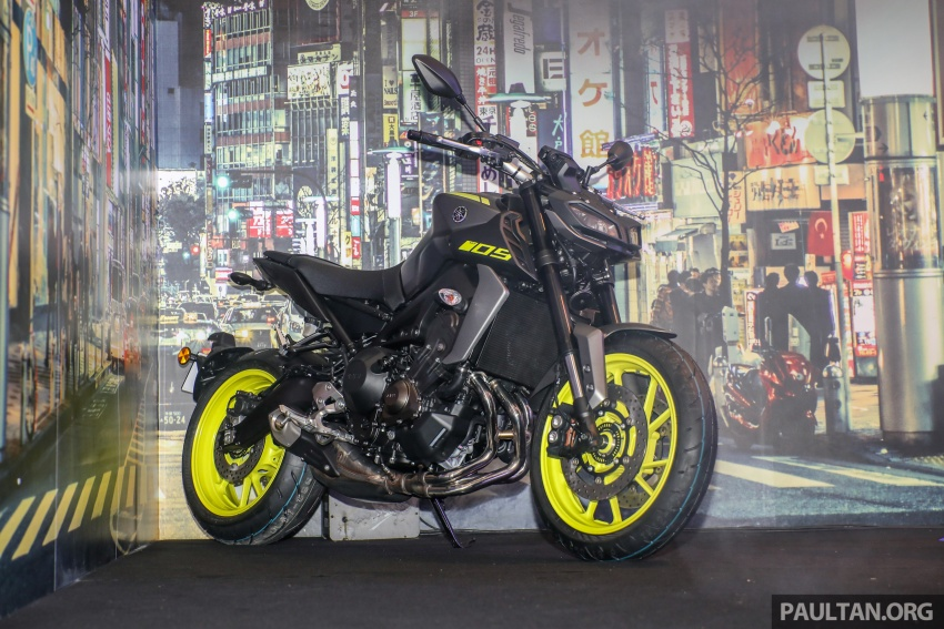 2018 Yamaha MT-09 now in Malaysia – RM47,388 Image #761285
