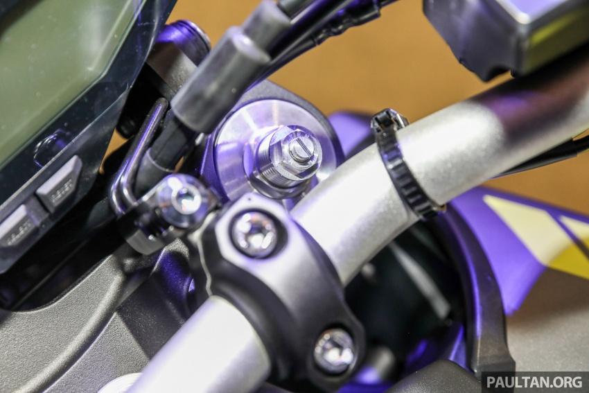 Yamaha MT-09 CKD diperbaharui untuk Malaysia – pelbagai kelengkapan prestasi diberi, harga RM47,388 Image #761305