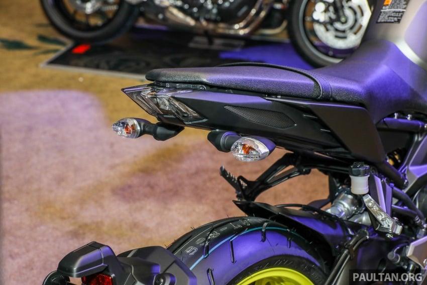 Yamaha MT-09 CKD diperbaharui untuk Malaysia – pelbagai kelengkapan prestasi diberi, harga RM47,388 Image #761309
