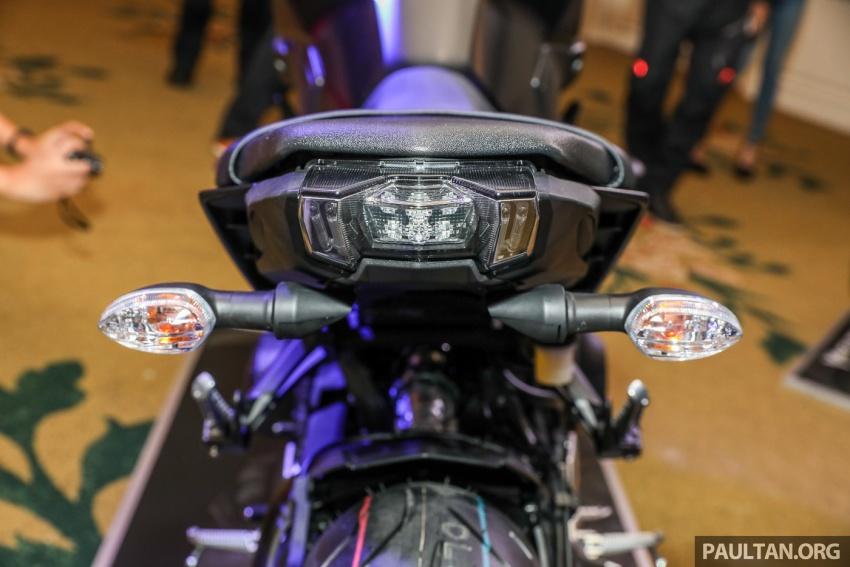 Yamaha MT-09 CKD diperbaharui untuk Malaysia – pelbagai kelengkapan prestasi diberi, harga RM47,388 Image #761310
