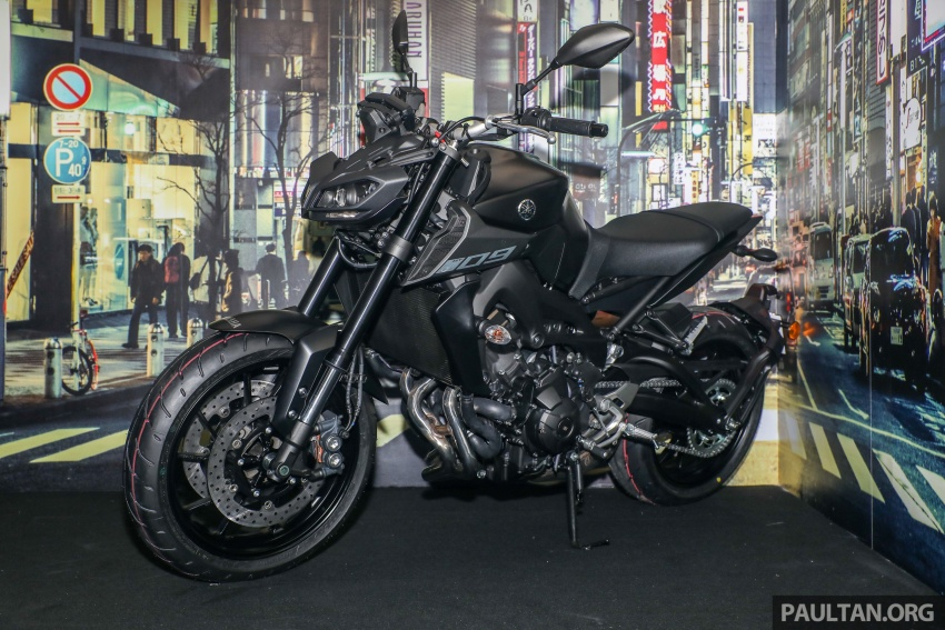 2018 Yamaha MT-09 now in Malaysia – RM47,388 Image #761289