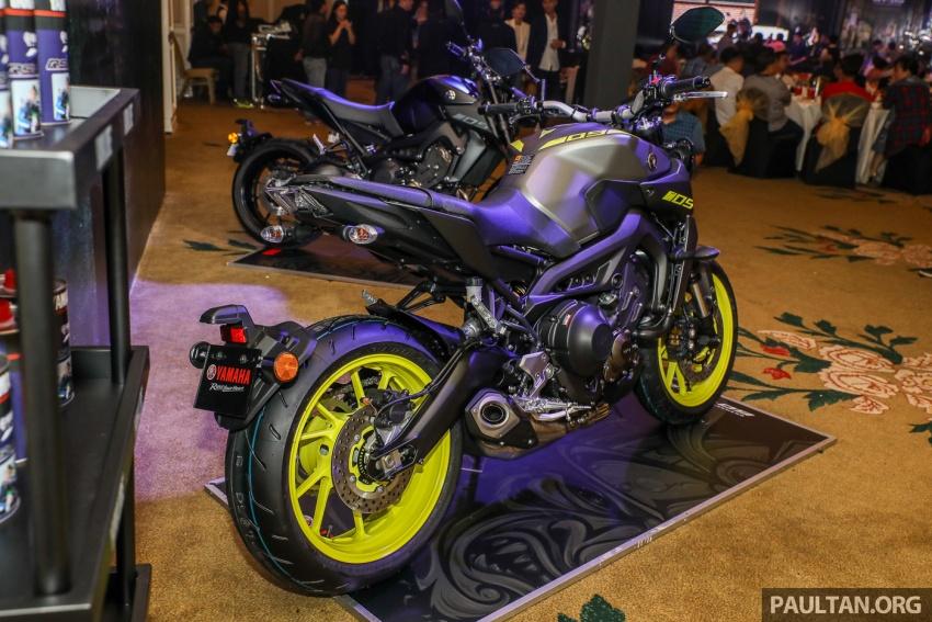 Yamaha MT-09 CKD diperbaharui untuk Malaysia – pelbagai kelengkapan prestasi diberi, harga RM47,388 Image #761280
