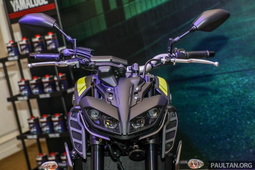 Yamaha MT-09 CKD diperbaharui untuk Malaysia – pelbagai kelengkapan prestasi diberi, harga RM47,388 Image #761281