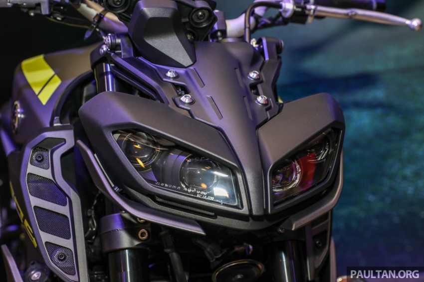 2018 Yamaha MT-09 now in Malaysia – RM47,388 Image #761299