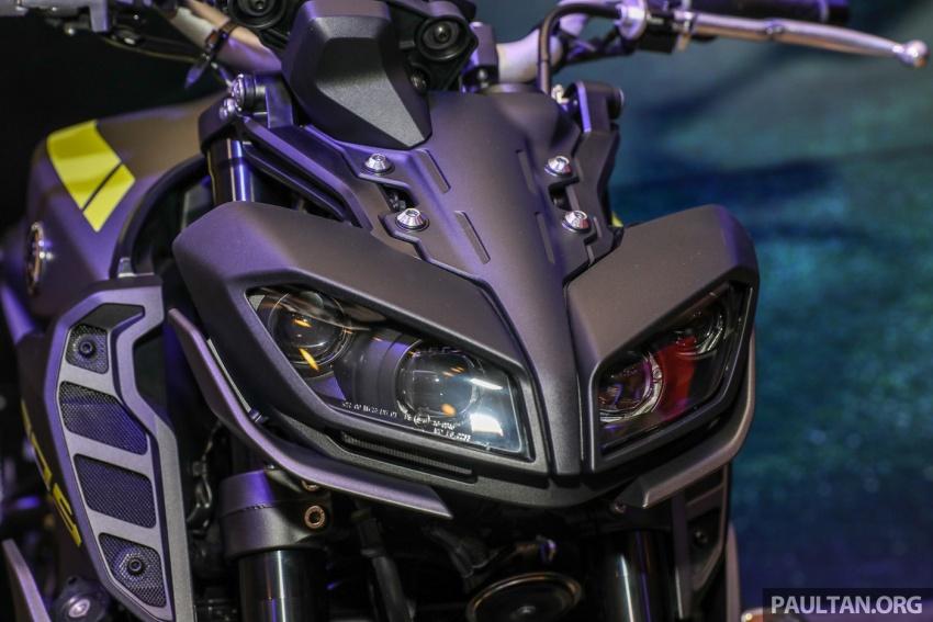 Yamaha MT-09 CKD diperbaharui untuk Malaysia – pelbagai kelengkapan prestasi diberi, harga RM47,388 Image #761284
