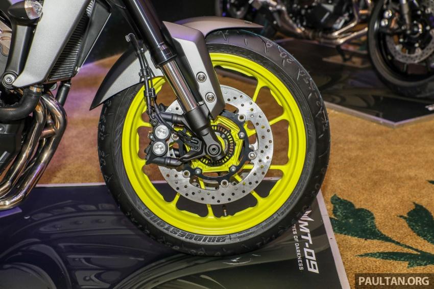 2018 Yamaha MT-09 now in Malaysia – RM47,388 Image #761302
