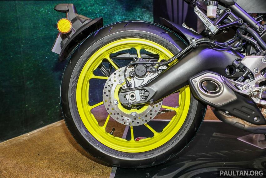 Yamaha MT-09 CKD diperbaharui untuk Malaysia – pelbagai kelengkapan prestasi diberi, harga RM47,388 Image #761287