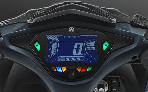 2018 Yamaha Aerox-R Indonesia update – RM7,455 Image #771088