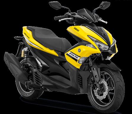 2018 Yamaha Aerox-R Indonesia update - RM7,455