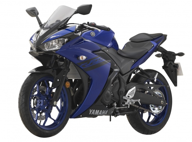 2018 Yamaha Yzf R 25 In New Colours Rm20630