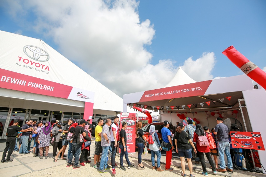 2018 Toyota Gazoo Racing Festival in Johor – day one Image #767991