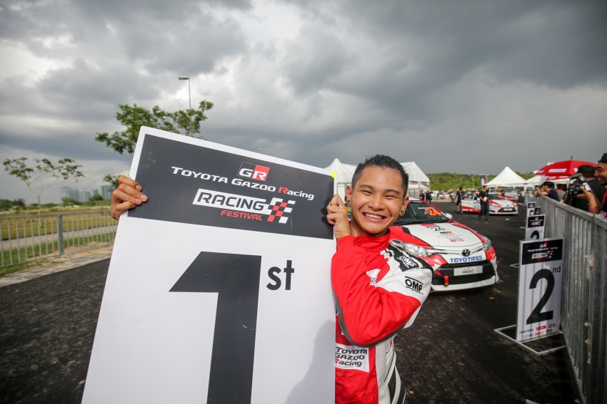 2018 Toyota Gazoo Racing Festival in Johor – day one Image #768010