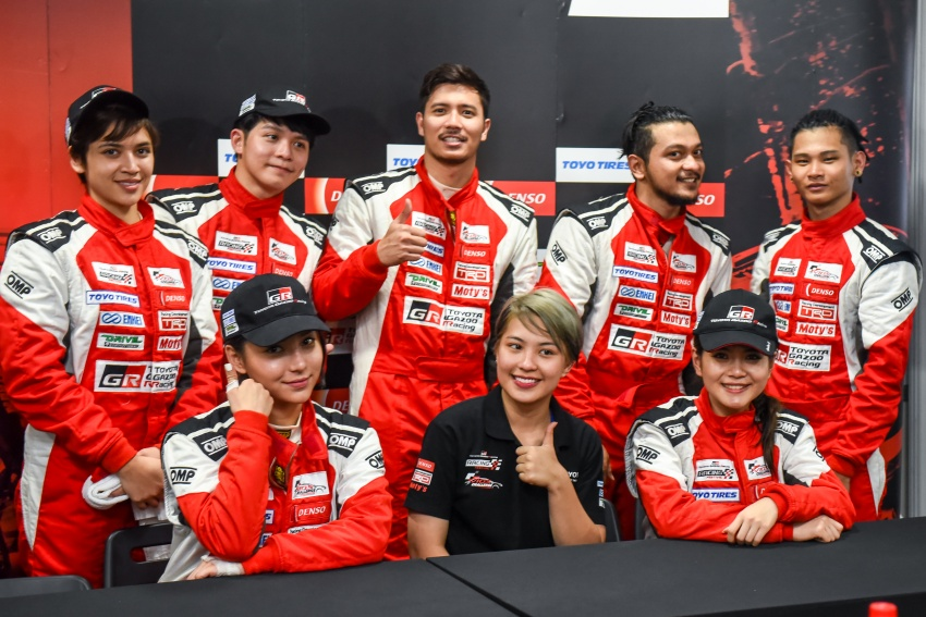 2018 Toyota Gazoo Racing Festival in Johor – day one Image #768011