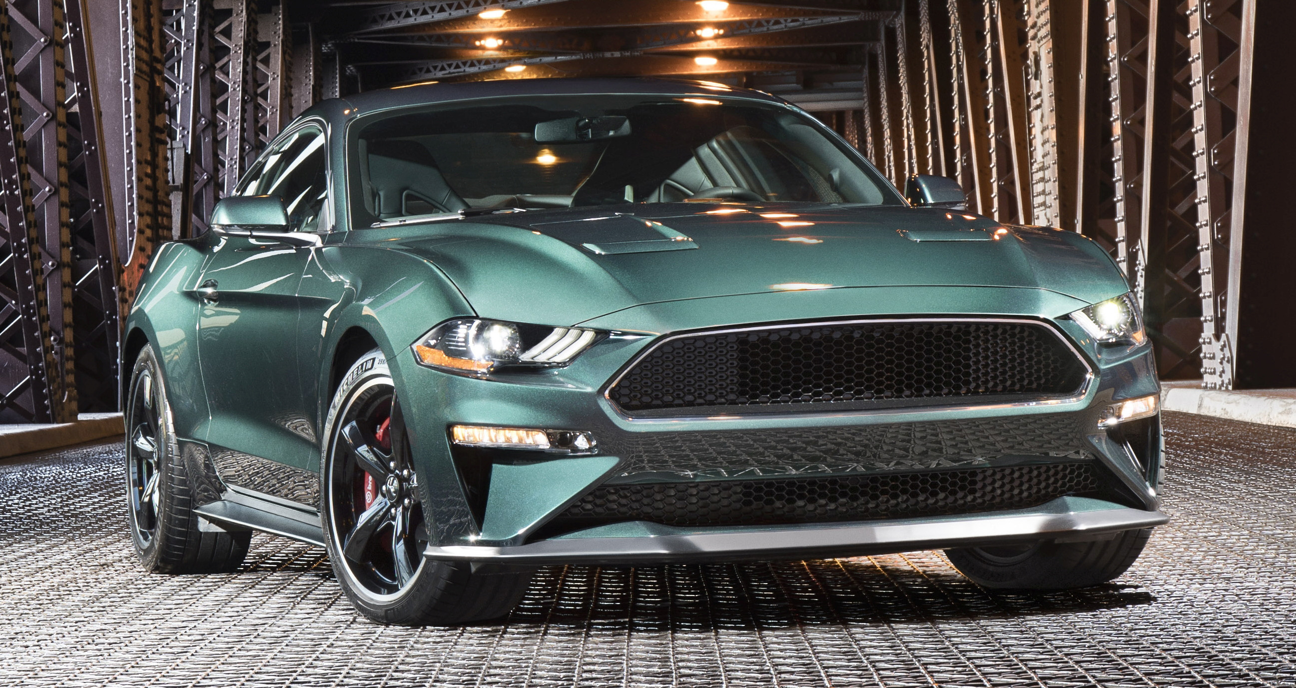 2019 ford mustang bullitt a 50th anniversary special. Black Bedroom Furniture Sets. Home Design Ideas