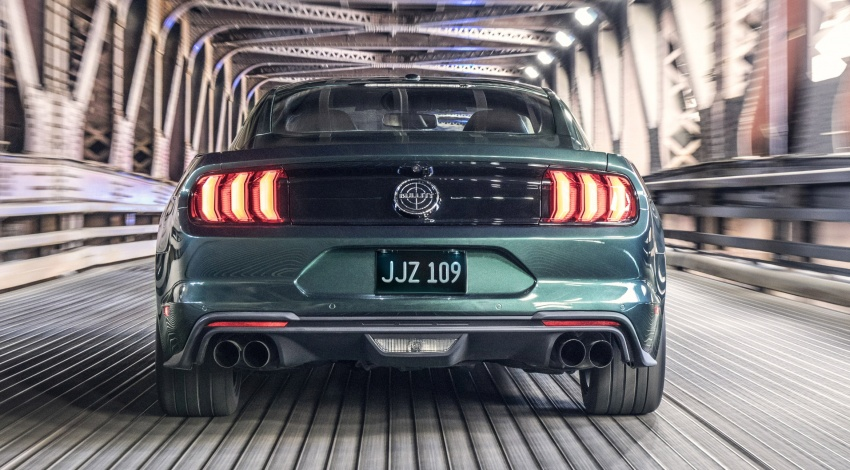 2019 Ford Mustang Bullitt – a 50th anniversary special Image #762030