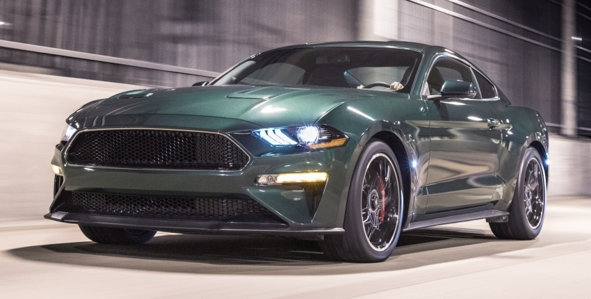 2019 Ford Mustang Bullitt – a 50th anniversary special Image #762031