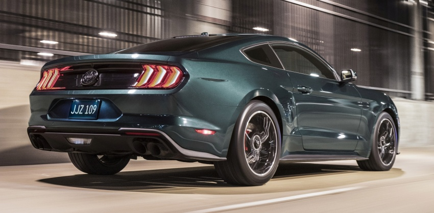 2019 Ford Mustang Bullitt – a 50th anniversary special Image #762032