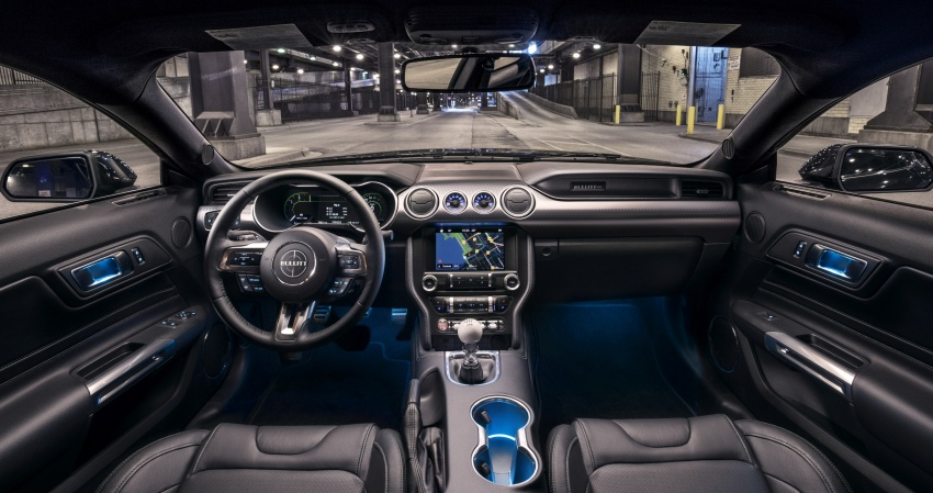 2019 Ford Mustang Bullitt – a 50th anniversary special Image #762033