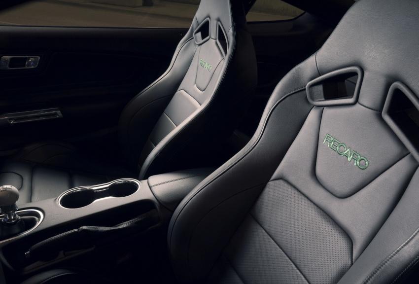 Ford Mustang Bullitt 2019 – edisi ulang tahun ke-50 Image #762165