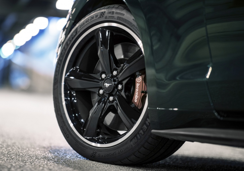2019 Ford Mustang Bullitt – a 50th anniversary special Image #762027