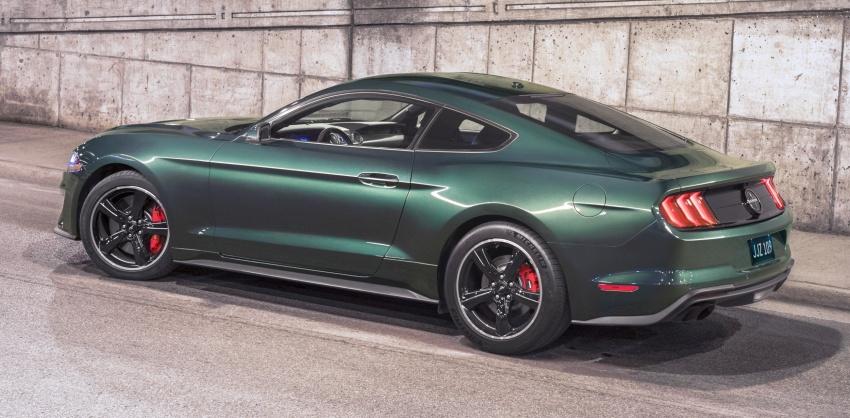 Ford Mustang Bullitt 2019 – edisi ulang tahun ke-50 Image #762167
