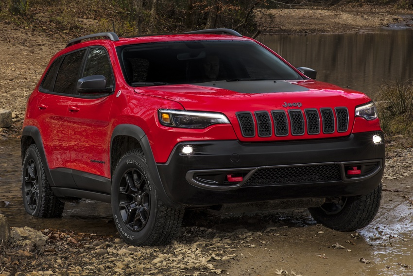 2019 Jeep Cherokee fully revealed – new 2.0L turbo Image #766416