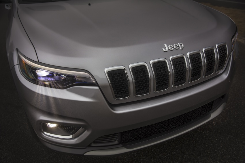 2019 Jeep Cherokee fully revealed – new 2.0L turbo Image #766522