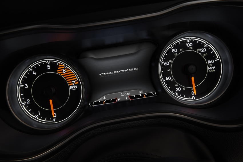 2019 Jeep Cherokee fully revealed – new 2.0L turbo Image #766537