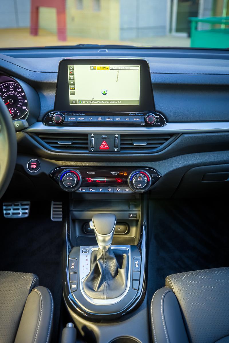 2019 Kia Forte – all-new Cerato, K3 unveiled in Detroit Image #762635