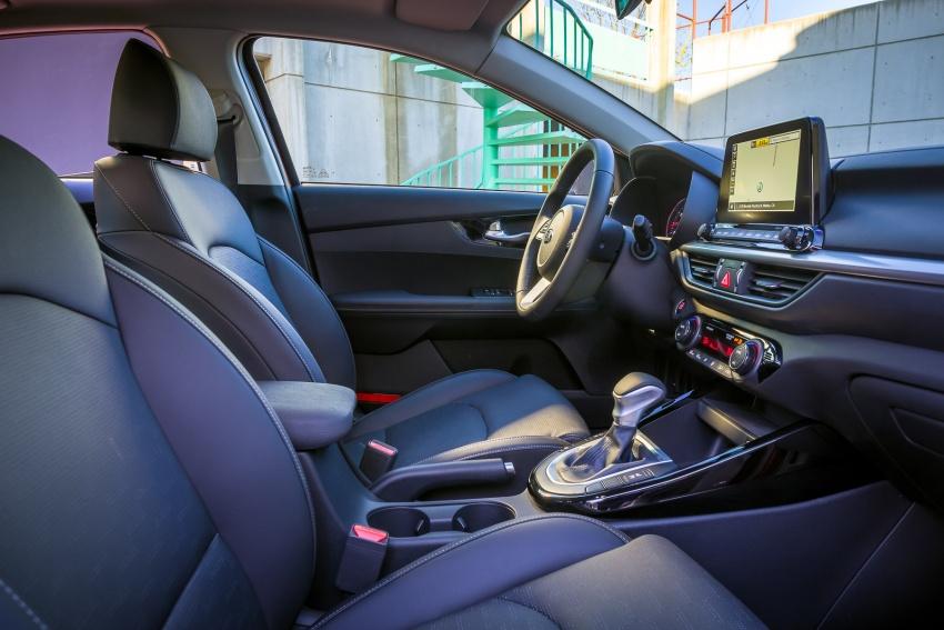 2019 Kia Forte – all-new Cerato, K3 unveiled in Detroit Image #762636