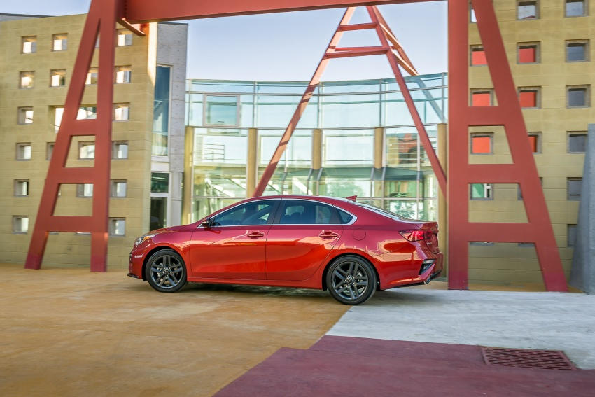 2019 Kia Forte – all-new Cerato, K3 unveiled in Detroit Image #762645