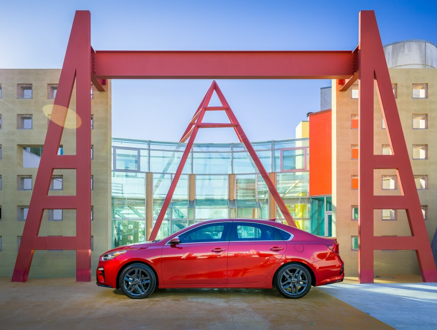 2019 Kia Forte – all-new Cerato, K3 unveiled in Detroit Image #762646