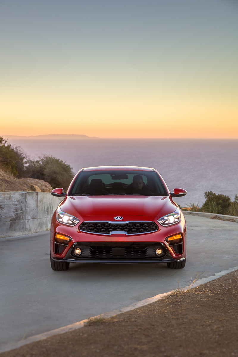 2019 Kia Forte – all-new Cerato, K3 unveiled in Detroit Image #762647