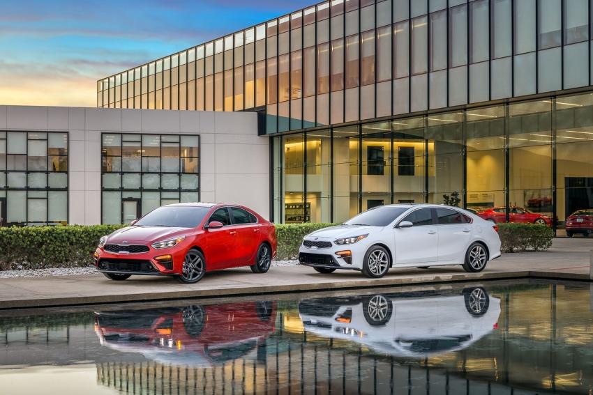 2019 Kia Forte – all-new Cerato, K3 unveiled in Detroit Image #762654