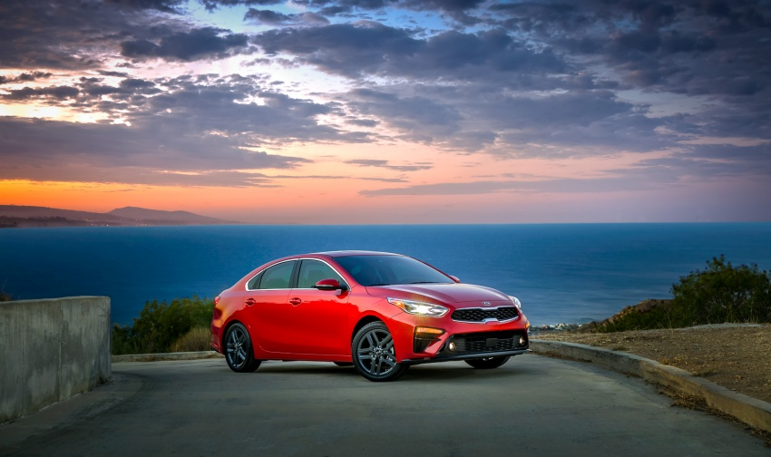 2019 Kia Forte – all-new Cerato, K3 unveiled in Detroit Image #762655