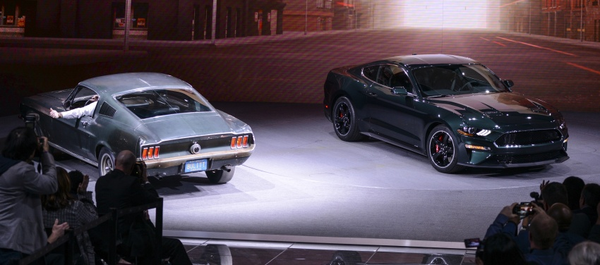 2019 Ford Mustang Bullitt – a 50th anniversary special Image #762008