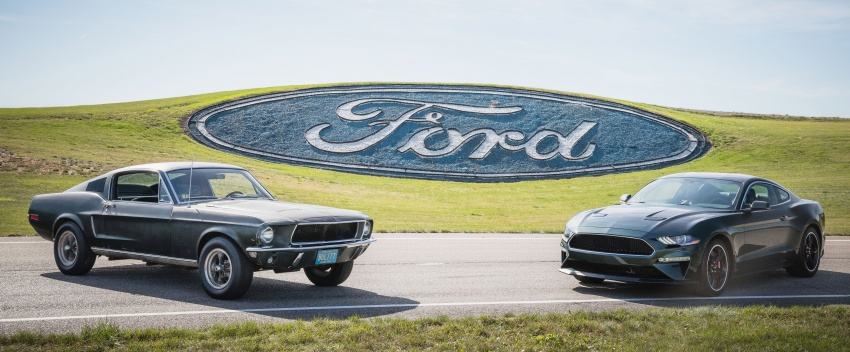 Ford Mustang Bullitt 2019 – edisi ulang tahun ke-50 Image #762171