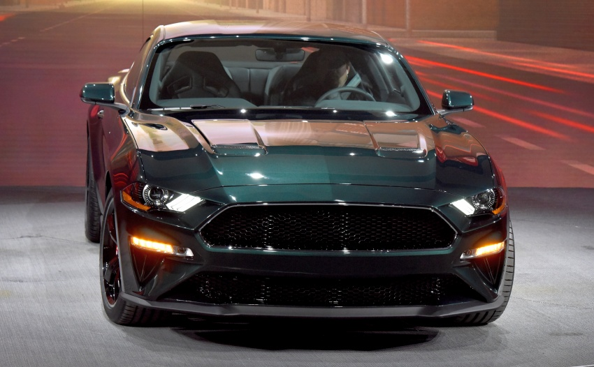 2019 Ford Mustang Bullitt – a 50th anniversary special Image #762007
