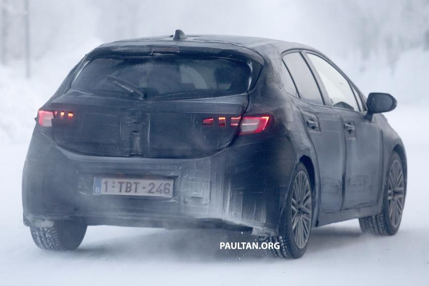 SPYSHOTS: Next-gen Toyota Corolla spotted testing Image #763906