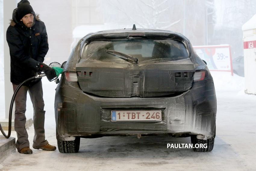 SPYSHOTS: Next-gen Toyota Corolla spotted testing Image #763909
