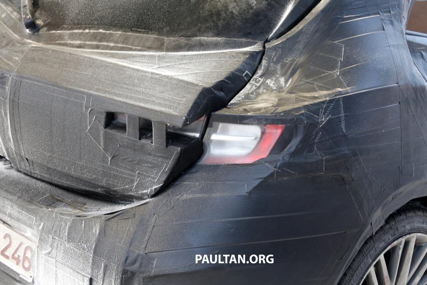 SPYSHOTS: Next-gen Toyota Corolla spotted testing Image #763911