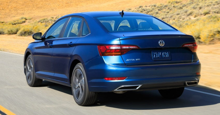 2019 Volkswagen Jetta officially unveiled in Detroit Image #761629